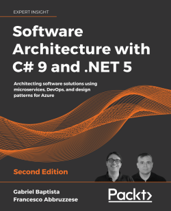 Hands-On Software Architecture with C# 9 and .NET Core 5